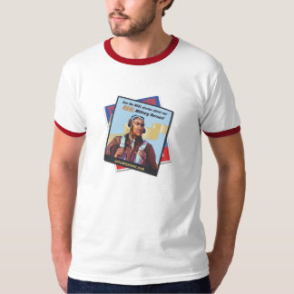 GI Film Festival Vintage Poster TShirt (Tuskegee)