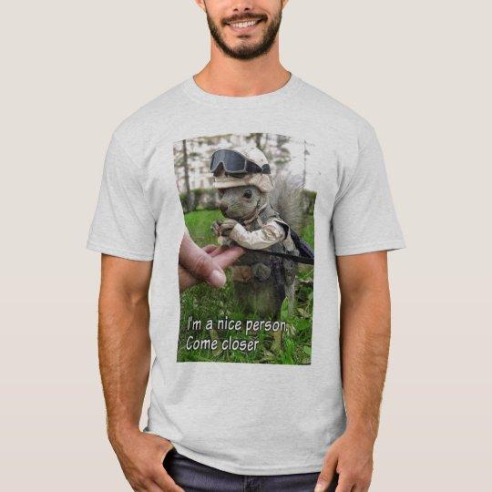 GI Squirrel T-Shirt