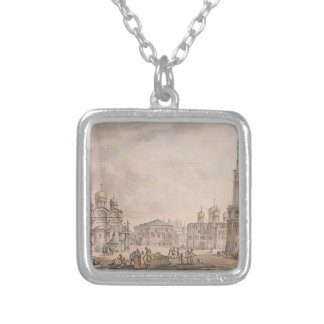 Giacomo Quarenghi-Cathedral Square of Moscow Necklaces