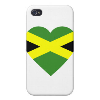 giamaica-heart-2. iPhone 4 cover