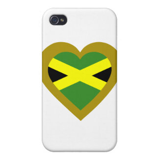 giamaica-heart. iPhone 4 cover
