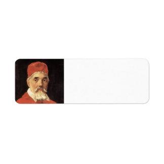Gian Lorenzo Bernini- Pope Urban VIII Return Address Label