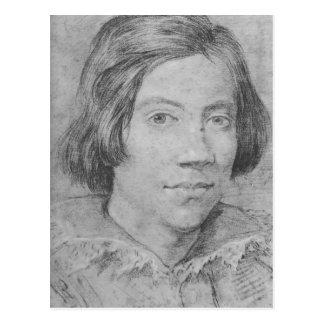 Gian Lorenzo Bernini: Portrait of a Young Man Postcard