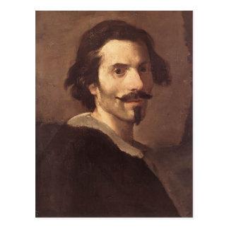 Gian Lorenzo Bernini-Self-Portrait as a Mature Man Postcard