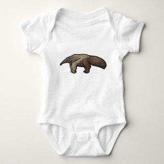 Giant Anteater Baby Bodysuit