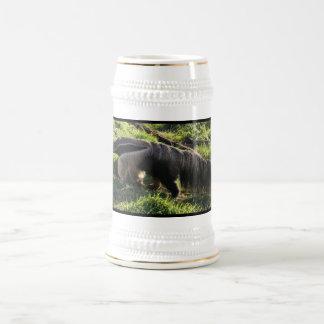 Giant Anteater Beer Stein Mug