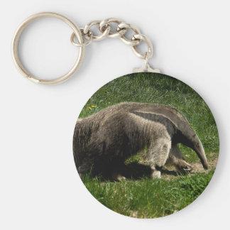 Giant Anteater Key Ring