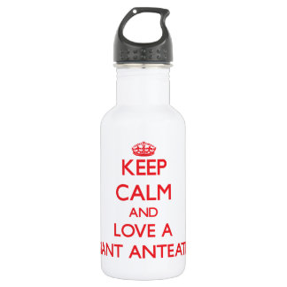Giant Anteater 18oz Water Bottle