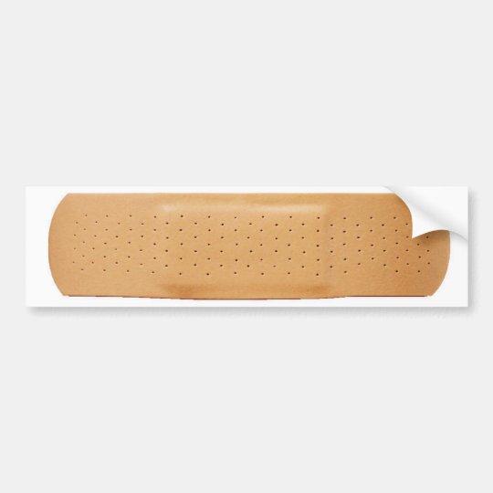 Giant Bandage Bumper Sticker