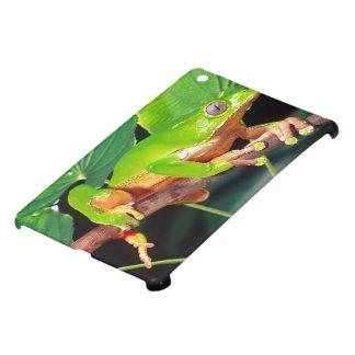 Giant Bicolor Monkey Treefrog, Phyllomedusa iPad Mini Covers