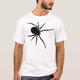 Giant Black Spider T-Shirt