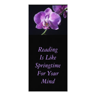 GIANT BOOKMARK RACK CARD