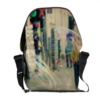 Giant Bubble - Medium Messenger Bag