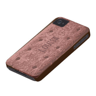 Giant Chocolate Cream Sandwich Cookie iphone iPhone 4 Case-Mate Case