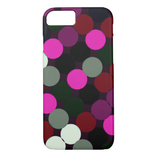 Giant confetti iPhone 8/7 case