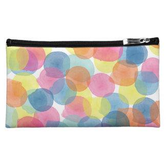 Giant Confetti Multi colour Cosmetic Bag