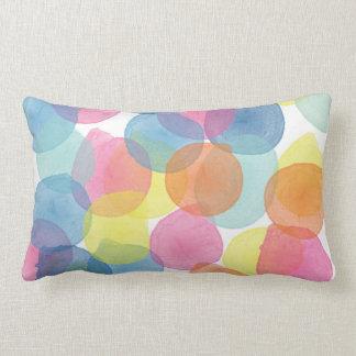 Giant Confetti Multi colour Cushion