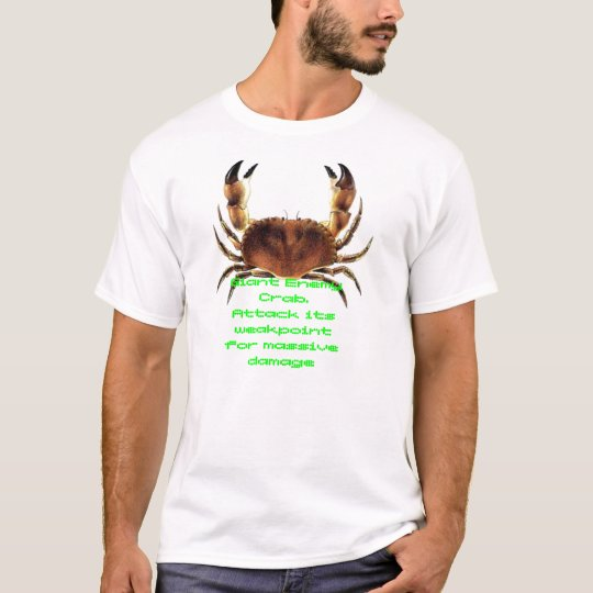 Giant Enemy Crab T-Shirt