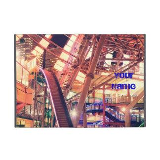 Giant Ferris Wheel Vintage Industrial City Urban iPad Mini Cases
