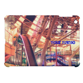Giant Ferris Wheel Vintage Industrial City Urban iPad Mini Covers