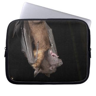 Giant Fruit Bat, Pteropus giganteus, from India Laptop Sleeve
