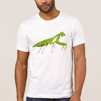 Giant Green Praying Mantis T-shirt