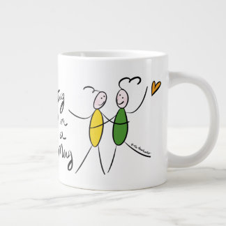 Giant Hug in a Mug - Togetherness
