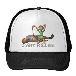 Giant Killer Trucker Hats