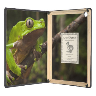 Giant leaf frog Phyllomedusa bicolor) Cover For iPad Air
