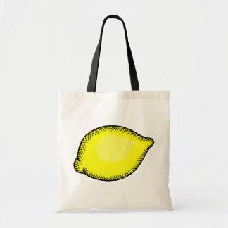 Giant Lemon Tote Bag