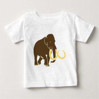 giant mammoth ice age ice age steinzeit elephant baby T-Shirt