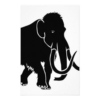 giant mammoth ice age ice age steinzeit elephant stationery