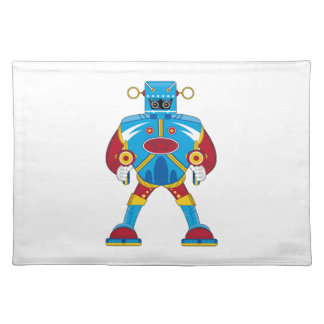 Giant Mecha Robot Placemat