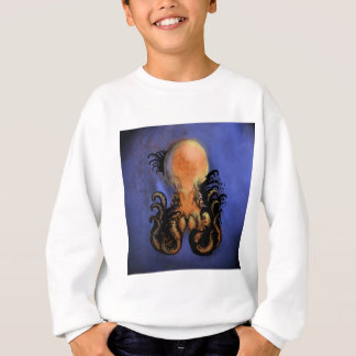 Giant Octopus or Kraken Sweatshirt