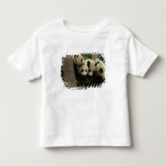 Giant panda baby Ailuropoda melanoleuca) 4 Toddler T-Shirt