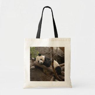 Giant Panda Bear & Baby Panda Bag