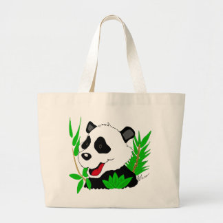 Giant Panda Bear Bag