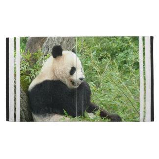 Giant Panda Bear iPad Cases