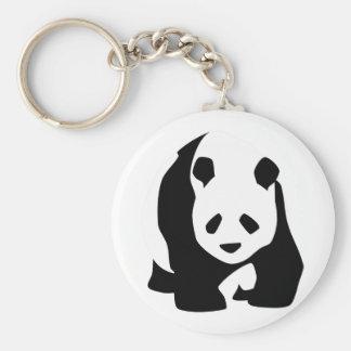 Giant Panda Bear Keychains