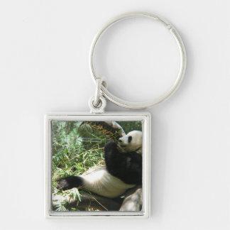 Giant Panda Bear Key Chains