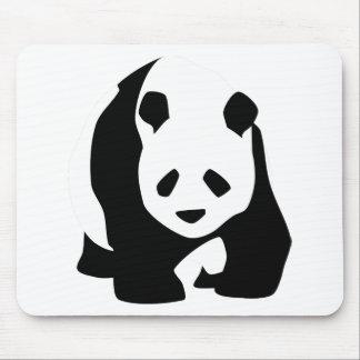 Giant Panda Bear Mouse Pad