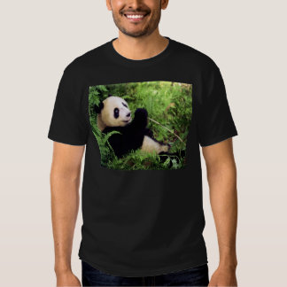 Giant Panda Bear Tee Shirt