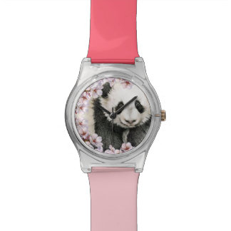 Giant Panda Cub Wrist Watch