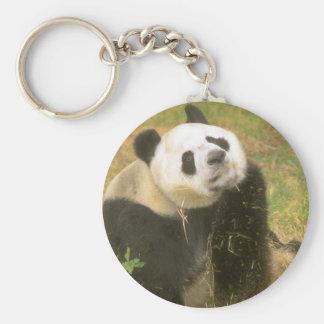Giant Panda Key Chain