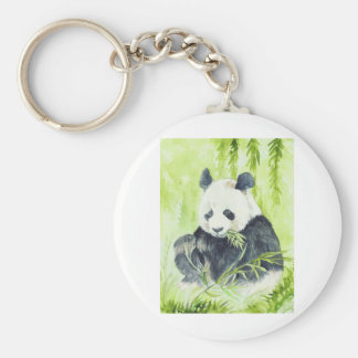 Giant Panda keychain