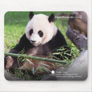Giant Panda Mei Xiang Mouse Mat