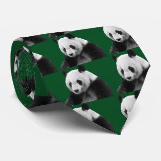 Giant Panda Tie