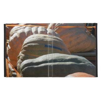 Giant Pumpkins iPad Case