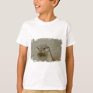 Giant River Otter Kid's T-Shirt