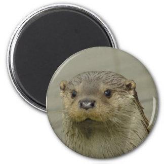 Giant River Otter Magnet